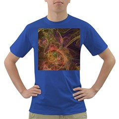 Abstract Colorful Art Design Dark T Shirt