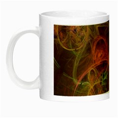 Abstract Colorful Art Design Night Luminous Mugs