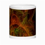 Abstract Colorful Art Design Night Luminous Mugs Center