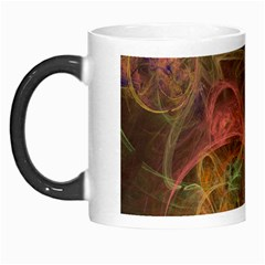 Abstract Colorful Art Design Morph Mugs