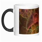 Abstract Colorful Art Design Morph Mugs Left