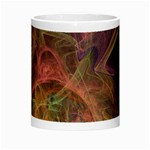 Abstract Colorful Art Design Morph Mugs Center