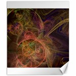 Abstract Colorful Art Design Canvas 8  x 10  10.02 x8 Canvas - 1