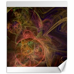 Abstract Colorful Art Design Canvas 20  X 24  by Nexatart