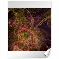 Abstract Colorful Art Design Canvas 36  X 48