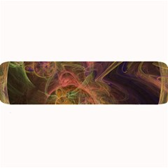 Abstract Colorful Art Design Large Bar Mats