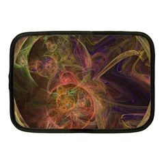 Abstract Colorful Art Design Netbook Case (medium)