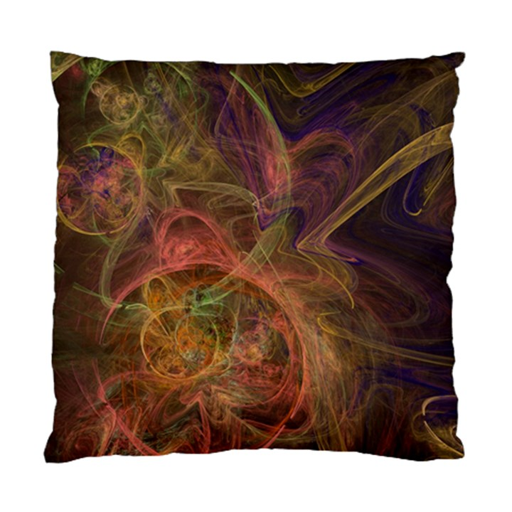 Abstract Colorful Art Design Standard Cushion Case (One Side)