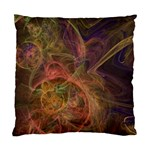 Abstract Colorful Art Design Standard Cushion Case (Two Sides) Back