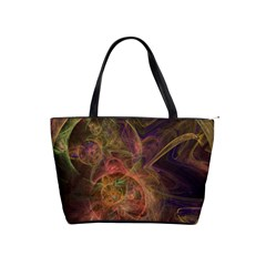 Abstract Colorful Art Design Classic Shoulder Handbag by Nexatart