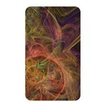 Abstract Colorful Art Design Memory Card Reader (Rectangular) Front