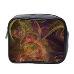 Abstract Colorful Art Design Mini Toiletries Bag (Two Sides) Front