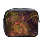 Abstract Colorful Art Design Mini Toiletries Bag (Two Sides) Back