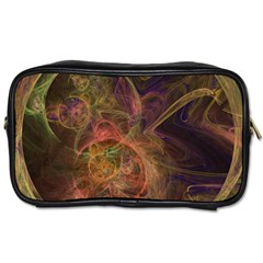 Abstract Colorful Art Design Toiletries Bag (one Side)