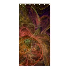 Abstract Colorful Art Design Shower Curtain 36  X 72  (stall)