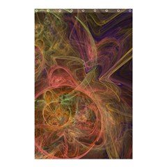 Abstract Colorful Art Design Shower Curtain 48  X 72  (small)