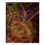 Abstract Colorful Art Design Shower Curtain 60  x 72  (Medium)  54.25 x65.71  Curtain