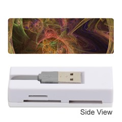 Abstract Colorful Art Design Memory Card Reader (stick)