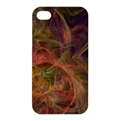 Abstract Colorful Art Design Apple Iphone 4/4s Hardshell Case