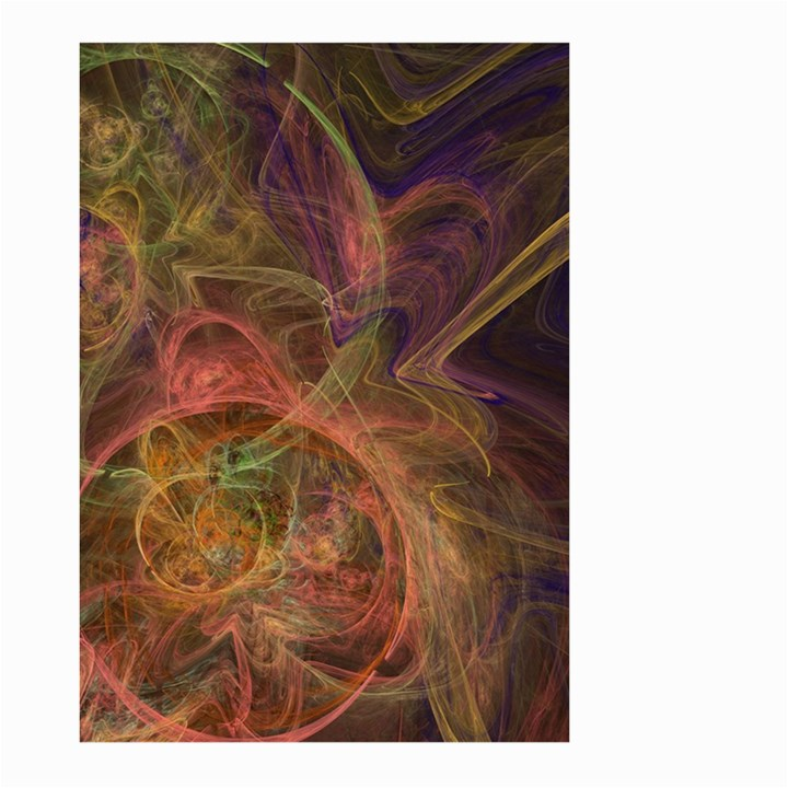 Abstract Colorful Art Design Large Garden Flag (Two Sides)