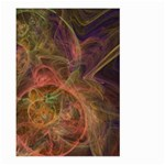 Abstract Colorful Art Design Large Garden Flag (Two Sides) Back