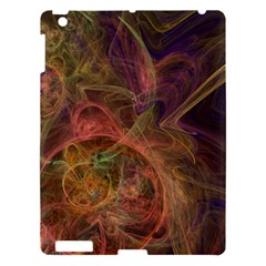 Abstract Colorful Art Design Apple Ipad 3/4 Hardshell Case