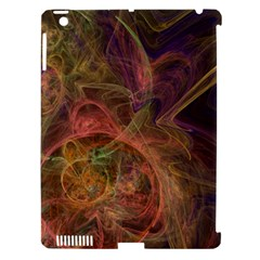 Abstract Colorful Art Design Apple Ipad 3/4 Hardshell Case (compatible With Smart Cover)