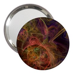 Abstract Colorful Art Design 3  Handbag Mirrors
