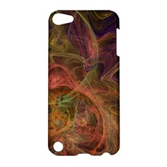 Abstract Colorful Art Design Apple Ipod Touch 5 Hardshell Case by Nexatart