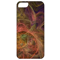 Abstract Colorful Art Design Apple Iphone 5 Classic Hardshell Case