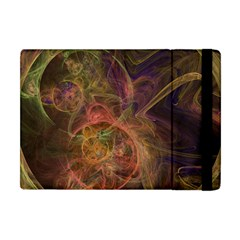 Abstract Colorful Art Design Apple Ipad Mini Flip Case by Nexatart