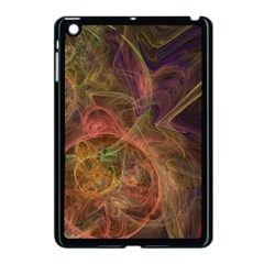 Abstract Colorful Art Design Apple Ipad Mini Case (black)