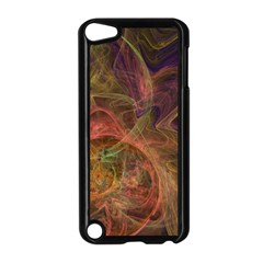 Abstract Colorful Art Design Apple Ipod Touch 5 Case (black)