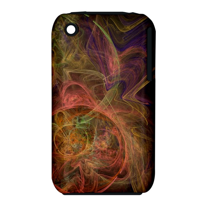 Abstract Colorful Art Design iPhone 3S/3GS