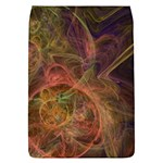 Abstract Colorful Art Design Removable Flap Cover (L) Front