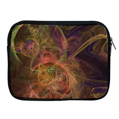 Abstract Colorful Art Design Apple Ipad 2/3/4 Zipper Cases