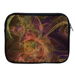 Abstract Colorful Art Design Apple iPad 2/3/4 Zipper Cases Front