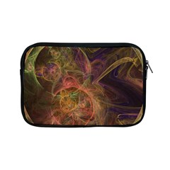 Abstract Colorful Art Design Apple Ipad Mini Zipper Cases