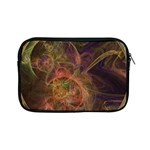 Abstract Colorful Art Design Apple iPad Mini Zipper Cases Front