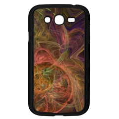 Abstract Colorful Art Design Samsung Galaxy Grand Duos I9082 Case (black)
