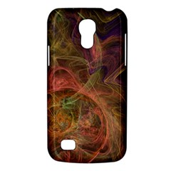 Abstract Colorful Art Design Samsung Galaxy S4 Mini (gt I9190) Hardshell Case