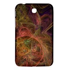 Abstract Colorful Art Design Samsung Galaxy Tab 3 (7 ) P3200 Hardshell Case