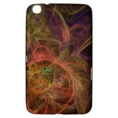 Abstract Colorful Art Design Samsung Galaxy Tab 3 (8 ) T3100 Hardshell Case