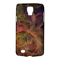 Abstract Colorful Art Design Samsung Galaxy S4 Active (i9295) Hardshell Case