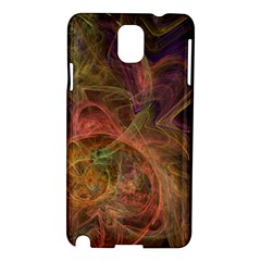 Abstract Colorful Art Design Samsung Galaxy Note 3 N9005 Hardshell Case