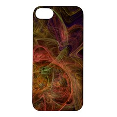 Abstract Colorful Art Design Apple Iphone 5s/ Se Hardshell Case