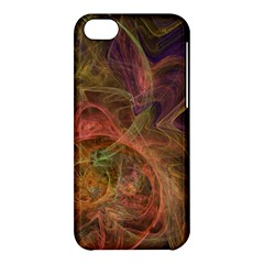 Abstract Colorful Art Design Apple Iphone 5c Hardshell Case
