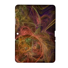 Abstract Colorful Art Design Samsung Galaxy Tab 2 (10 1 ) P5100 Hardshell Case
