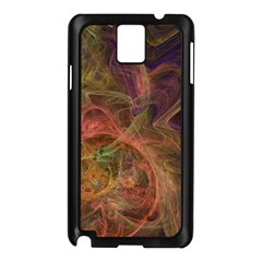 Abstract Colorful Art Design Samsung Galaxy Note 3 N9005 Case (black)
