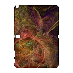 Abstract Colorful Art Design Samsung Galaxy Note 10 1 (p600) Hardshell Case
